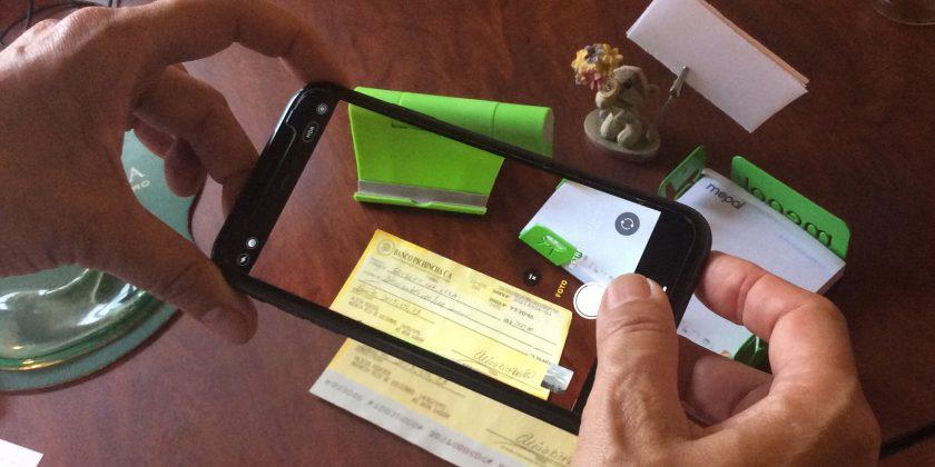 Módulo de captura remota de depósitos para clientes mediante dispositivos móviles